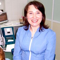 Солодкова Елена Леонидовна, врач стоматолог-терапевт