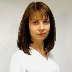 Егорова Оксана Игоревна