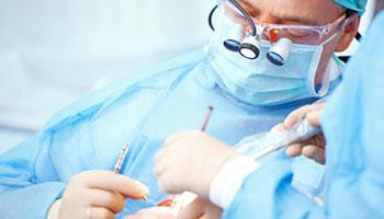 Хирургическое лечение десен