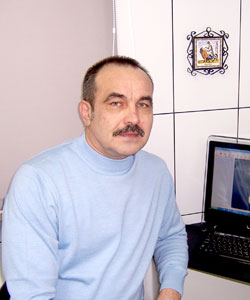 Артемьев Павел Семенович, врач стоматолог-ортопед, хирург-имплантолог