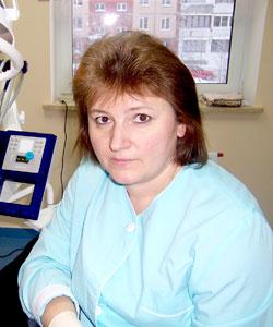 Карташевская Светлана Федоровна, врач стоматолог-терапевт