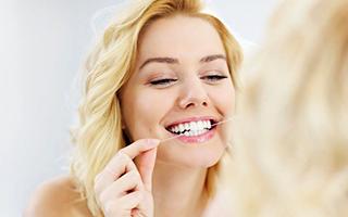 Домашний уход за зубами и деснами